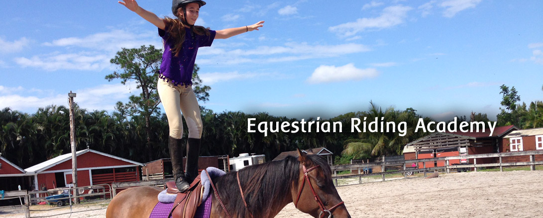 equestrian riding academy